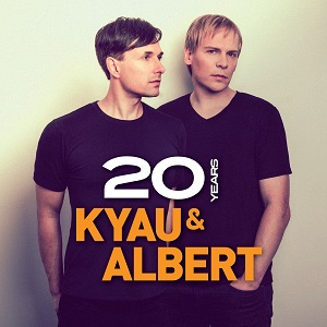 Kyau  & Albert - 20 Years Album - Album (Euphonic GER) 2016